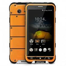 Ulefone Armor 32GB Dual Sim Czarno-pomarańczowy