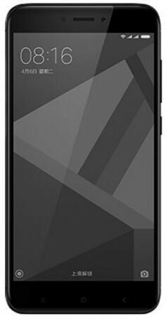 Xiaomi Redmi 4X 32GB Dual Sim Czarny