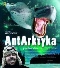 Burda Książki NG AntArktyka - Bartosz Stróżyński