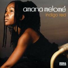 Amana Melome Indigo Red