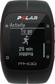 Polar M400 HR Czarny