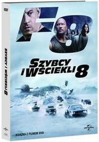 Szybcy i wściekli 8 DVD+książeczka) MCD