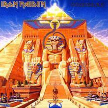 Powerslave CD) Iron Maiden