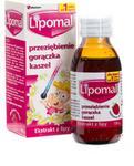 Aflofarm Lipomal syrop 125 g