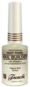 Frenchi, Nail Builder, wzmacniająca odżywka do paznokci z witaminą A, 15 ml