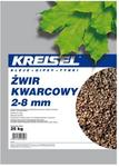 Kreisel Żwir kwarcowy 2-8 mm 25 kg