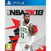 Take 2 Gra NBA 2K18 PS4 5026555423298