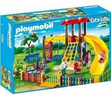 Playmobil Plac zabaw dla dzieci 5568