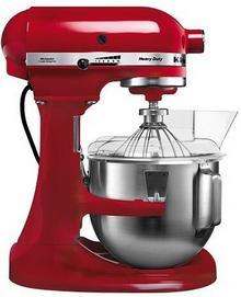 KitchenAid Mikser planetarny | Typ K 5 | czerwony | 325W | 230V | 260x325x(H)410mm 1008