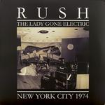 Rush The Lady Gone Electric. Winyl Rush