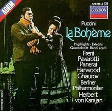 Puccini La Boheme Highlights) Berliner Philharmoniker