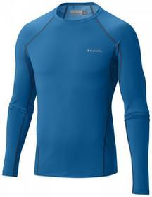 Columbia Bluza termoaktywna Midweight Stretch LS Shirt - Dark Compass, Phoenix Blue