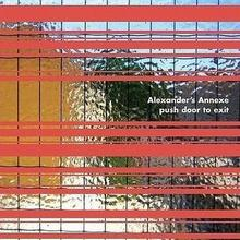 Push Door To Exit CD) Alexander′s Annexe