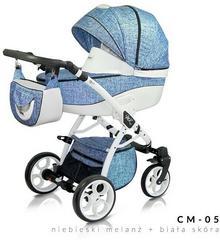 MILU KIDS Como 3w1 niebieski
