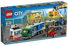 LEGO City Terminal towarowy 60169