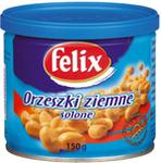 Felix ORZESZKI ZIEMNE SMAŻONE I SOLONE 140G