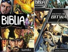 M Wydawnictwo Biblia Komiks - Zaczyna się bitwa - M