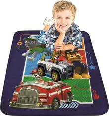 Spin Master Master Psi Patrol Tracker Jeep Pojazd z figurką Jungle + dywanik Psi Patrol 70 x 95 cm