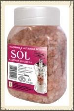 Kopalnia soli Kłodawa Sól różowa spożywcza Kopalnia Kłodawa 49D5-1974A_20170125174601