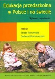 UMCS Wydawnictwo Uniwersytetu Marii Curie-Skłodows Edukacja przedszkolna w Polsce i na świecie