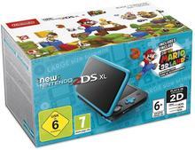 Nintendo 2DS Czarno-Niebieski + Super Mario 3D Land DLC