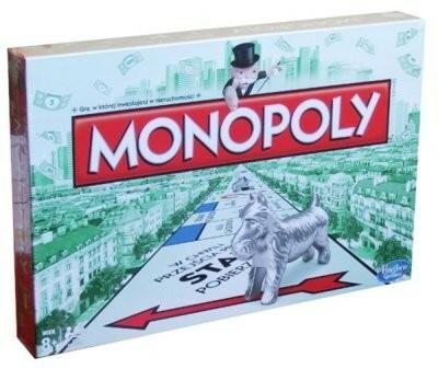 Hasbro Monopoly Classic