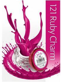 Semilac UV Gel Color 121 Ruby Charm 5ml Żel UV do paznokci 5902533440467