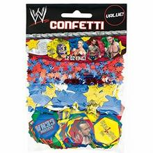 Amscan WWE Confetti (Pack of 3) 363713