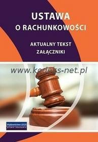 Legis Ustawa o rachunkowości