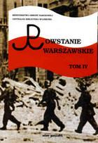Powstanie Warszawskie 1944 Bibliografia Tom IV Irena Sawicka