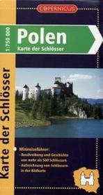 Polen Karte der Schlosser 1:750 000