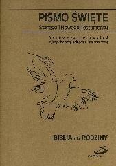 Edycja Świętego Pawła  Pismo Święte ST i NT format A4 z dużą czcionką