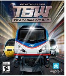 Train Sim World + DLC PL (Digital - klucz Steam)