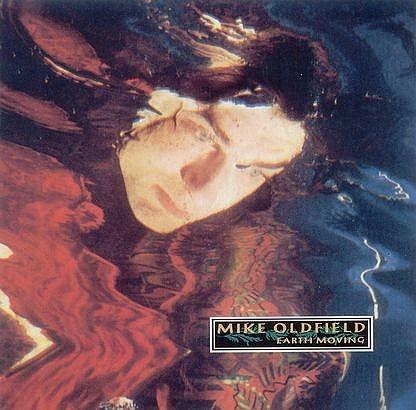 Earth Moving Remastered) CD) Mike Oldfield