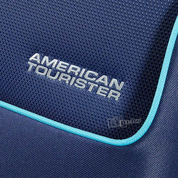 American Tourister Funshine mała walizka kabinowa - Orion niebieski 20G 01 001