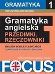 Focus English School Angielska gramatyka zestaw 1: przedimki i rzeczowniki