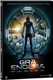 Monolith Gra Endera. DVD Gavin Hood