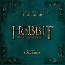 Hobbit Battle Of The Five Armies 2xCD) Original Soundtrack Deluxe Edition CD) Universal Music Group