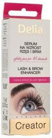 Delia Serum na wzrost rzęs i brwi - Lash & Brow Enhancer Eyelash Creator Serum na wzrost rzęs i brwi - Lash & Brow Enhancer Eyelash Creator
