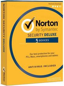 Symantec Norton Security Deluxe 3PC / 1Rok 5 minu