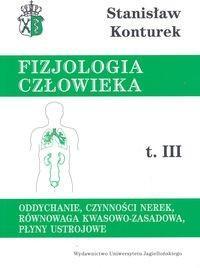 Konturek Stanisław Fizjologia człowieka Tom 3