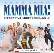 Mamma Mia! soundtrack Polska Cena) CD) Various
