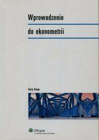 Wprowadzenie do ekonometrii - Gary Koop