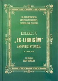 """Księgarnia Akademicka praca zbiorowa Kolekcja """"Ex-librisów"""" Antoniego Ryszarda w Krakowie"""