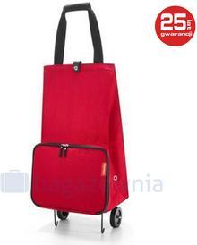 Reisenthel Wózek Foldabletrolley red - czerwony