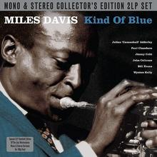Not Now Music Kind of Blue Mono & Stereo Version