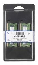 Kingston 16 GB KVR21S15S8K2/16 DDR4