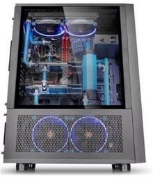 Thermaltake Core X71 Tempered Glass czarna