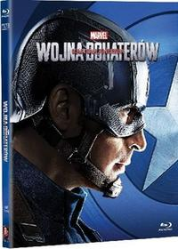 Kapitan Ameryka: Wojna bohaterów (Edycja limitowana : Kapitan Ameryka)