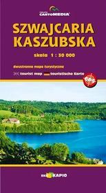 CartoMedia Szwajcaria Kaszubska,1:50 000
